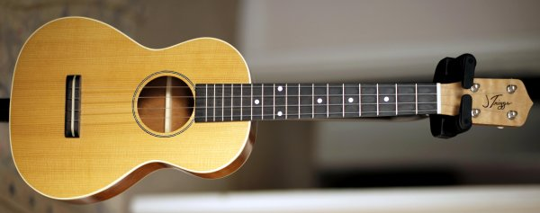 James Triggs ukulele