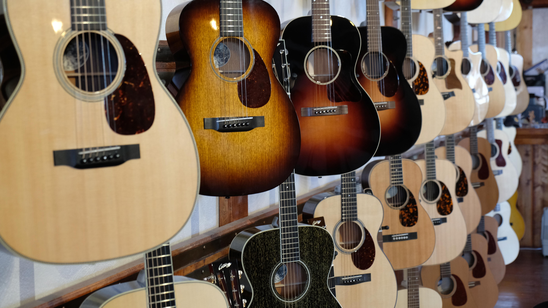 Hill Country Guitars Austin USA - Nick Cody Music